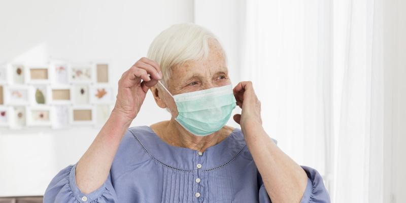 la salud de los ancianos